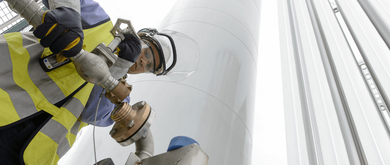 Le LNG, source d'énergie pour votre entreprise