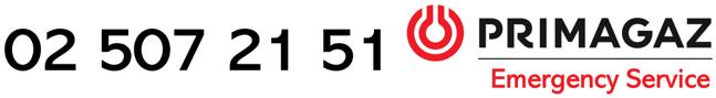 Nummer en logo PG